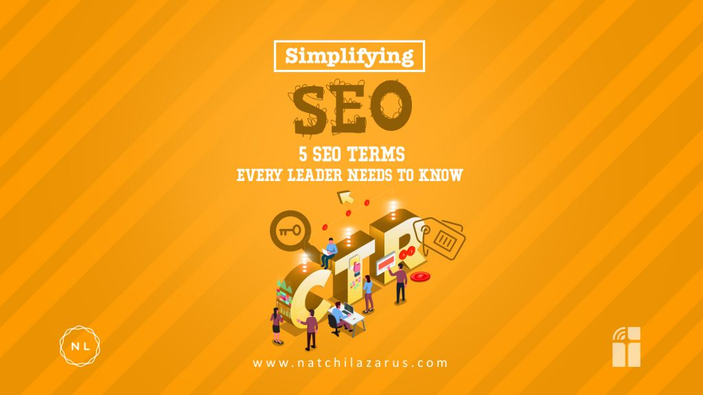 Simplifying SEO 5 SEO Terms for Leaders