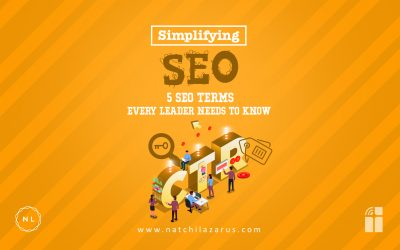 5 SEO Terms Every Leader Needs To Know
