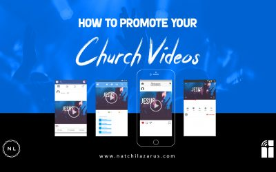 How to Promote Your Church Videos: 3 Actionable Tips
