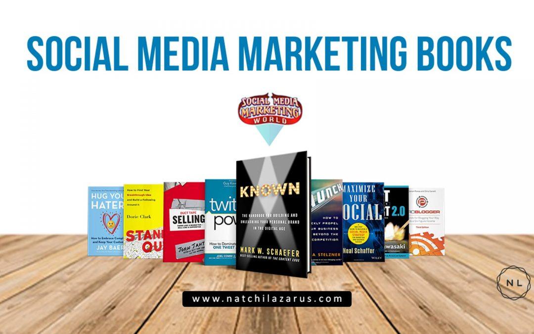 Top Social Media Marketing Books 2019