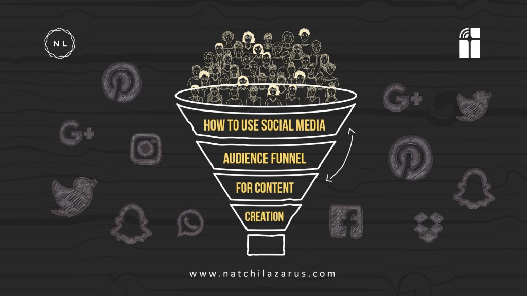 How to use social media audience funnel for content creation