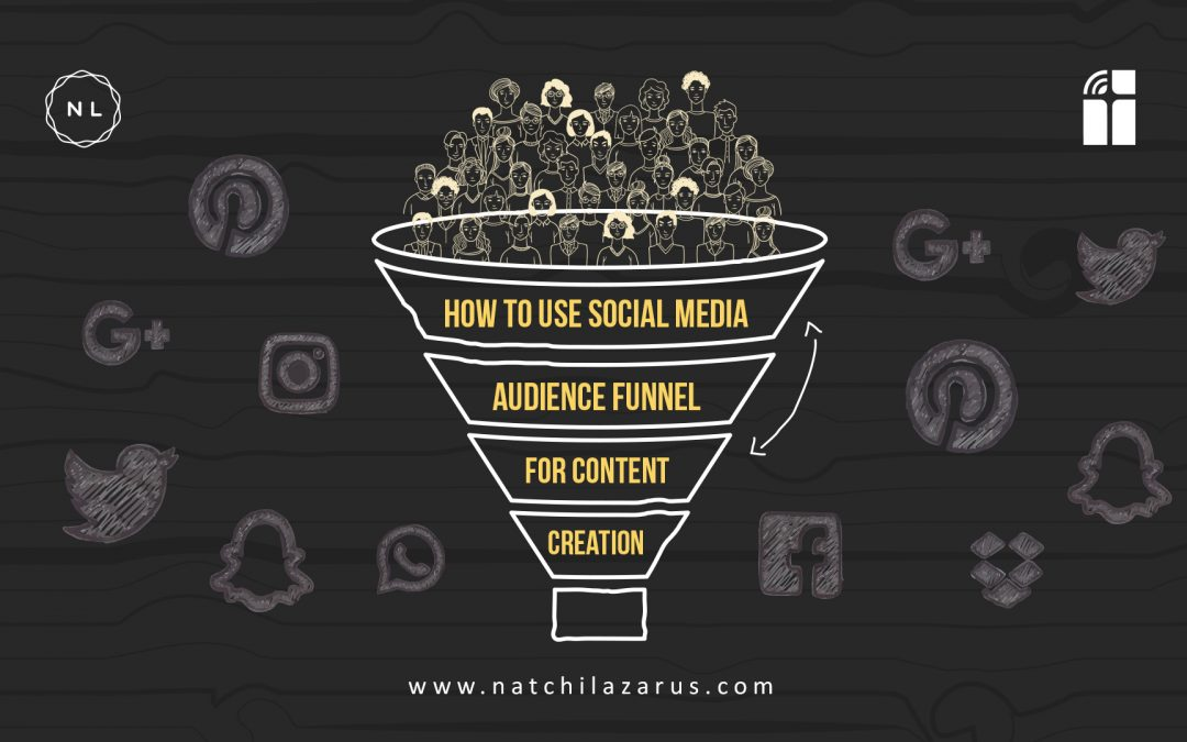 Using Social Media Audience Funnel for Church Content Creation