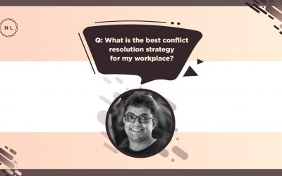 What is the Best Conflict Resolution Strategy for Workplace? #AskNatchi
