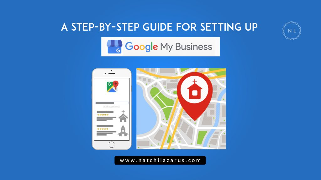 Step-by-step guide for google my business setup