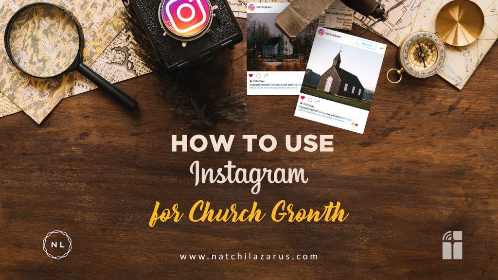 Instagram for church growth