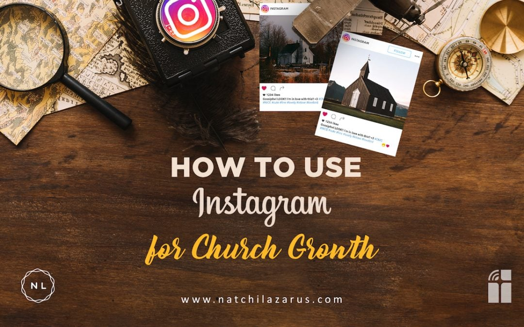 How to use Instagram for Nonprofit & Church Growth: 4 Simple Steps for Beginners