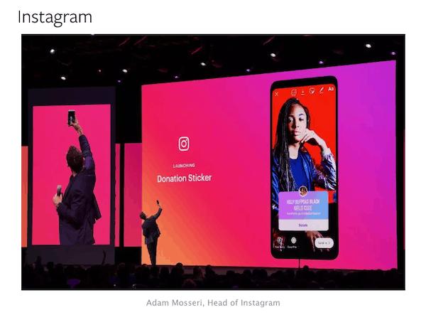 F8 2019 News on Instagram