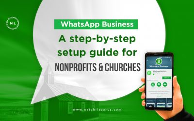 WhatsApp Business: A Step-by-Step Setup Guide for Nonprofits & Churches