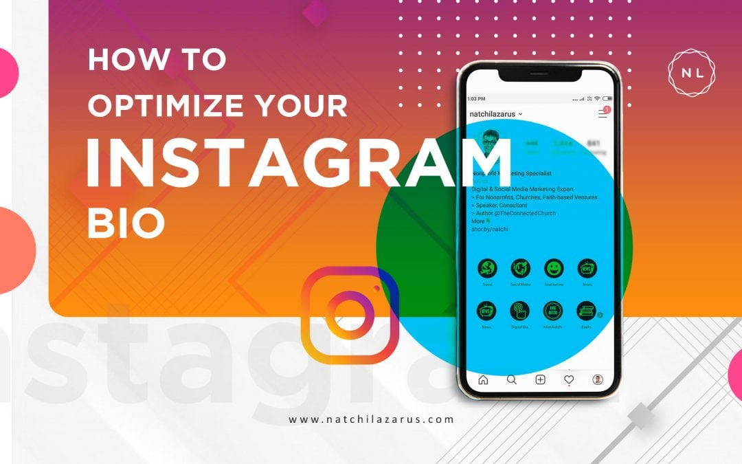 How to Optimize your Instagram Bio: 3 Pro Tips