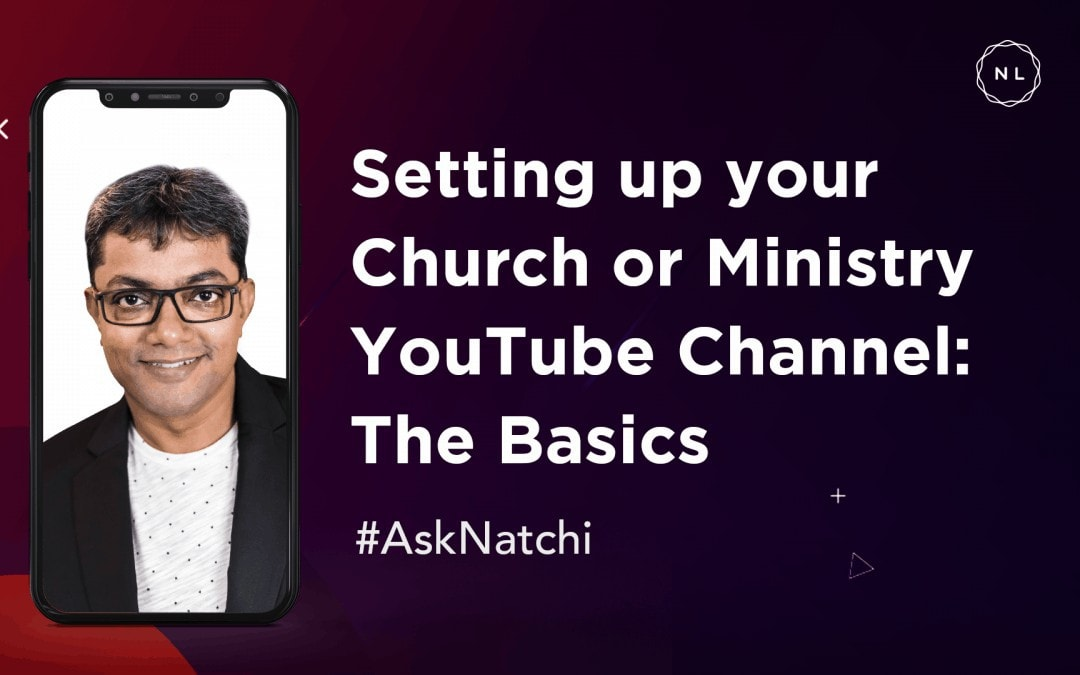 What are the Must-know Basics before Starting a YouTube Channel? #AskNatchi