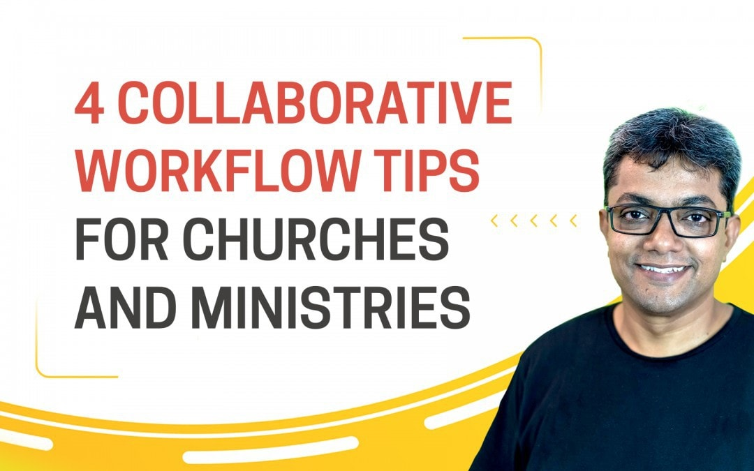 [Question] Collaborative Social Media Workflow Tips for Churches & Ministries