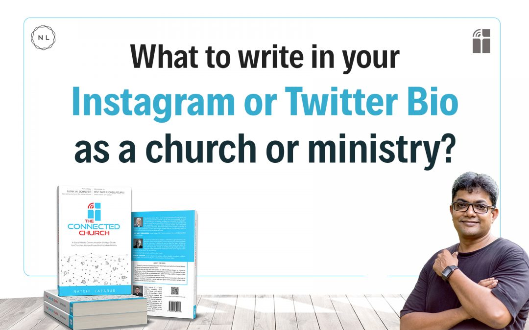 What to write in your Instagram or Twitter Bio? Practical Tips.