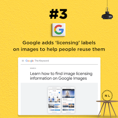 Google adds licensing labels on images to help people reuse them