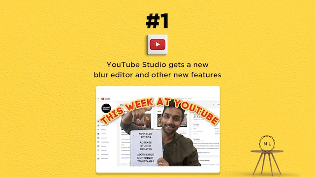 News: YouTube Studio gets a New Blur Editor and Additional Features