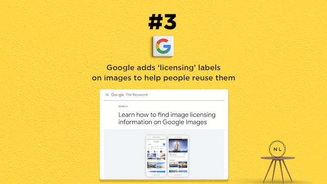 News: Google adds licensing labels on images to help people reuse them