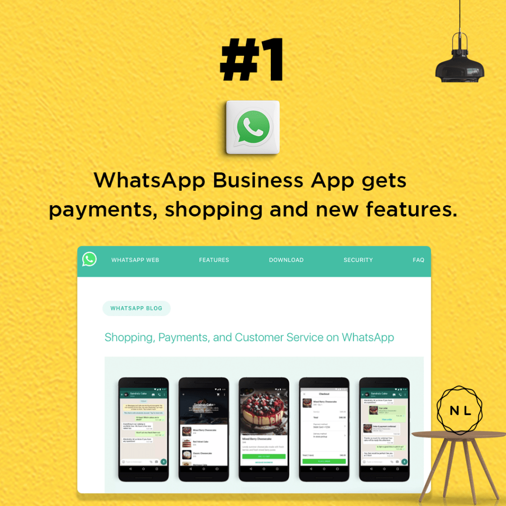 WhatsApp Business App gets payments, shopping and new features.