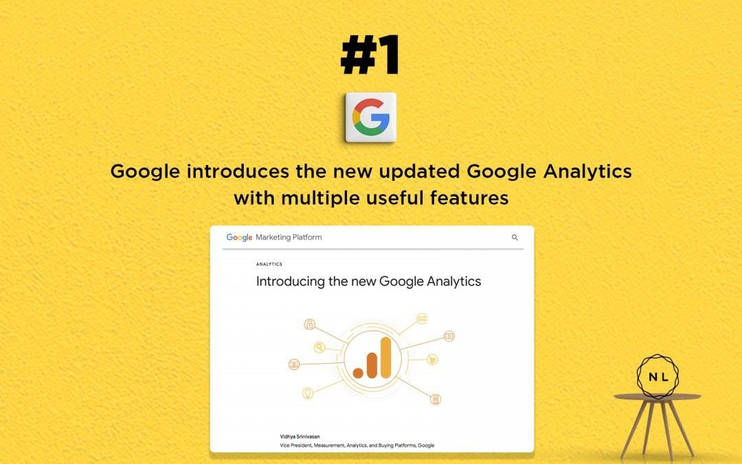 Church Online News: Google introduces the new Google Analytics