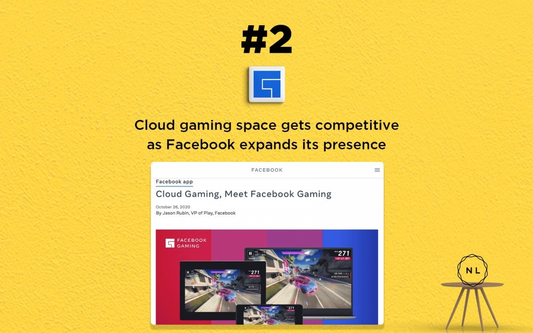 Church Online News: Facebook expands cloud gaming