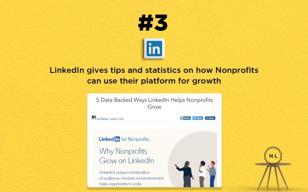 Church Online News: LinkedIn releases tips for Nonprofits