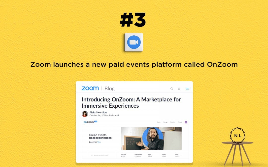 Church Online News: Zoom launches a new paid events platform