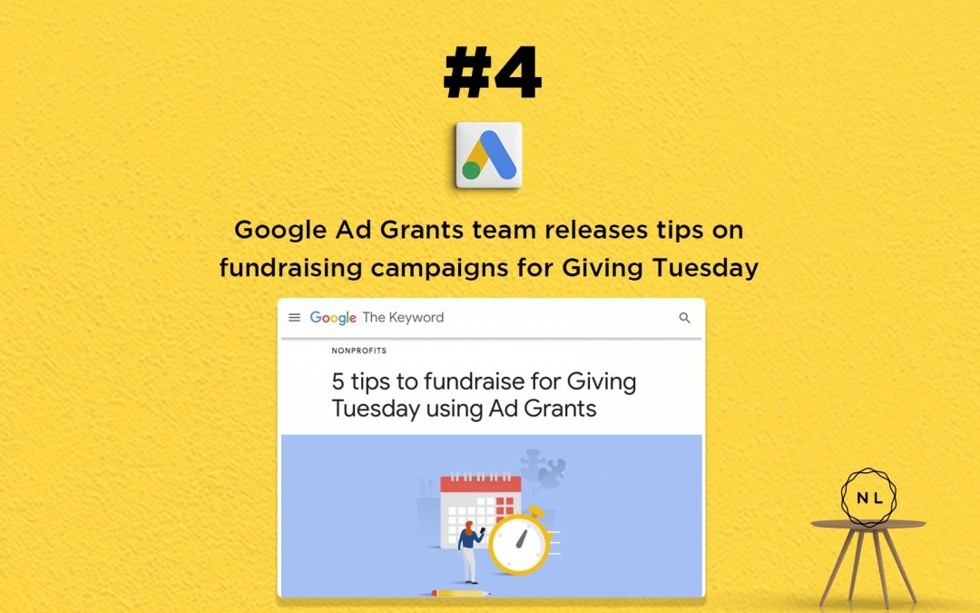 Church Online News: Ad Grants team releases tips for Giving Tuesday