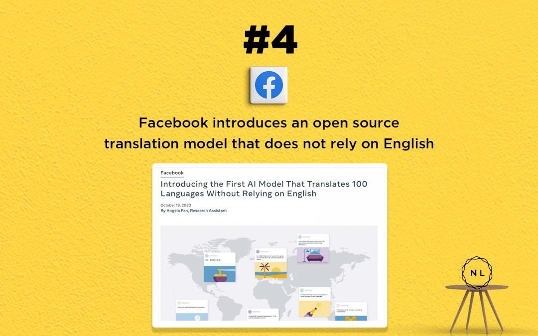Church Online News: Facebook introduces a new A.I. translation model
