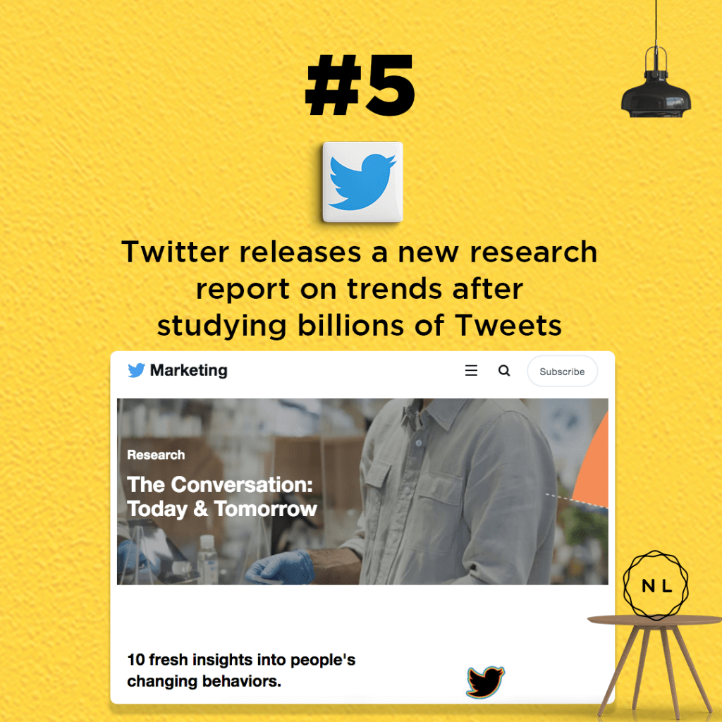 Twitter's new research report on trends