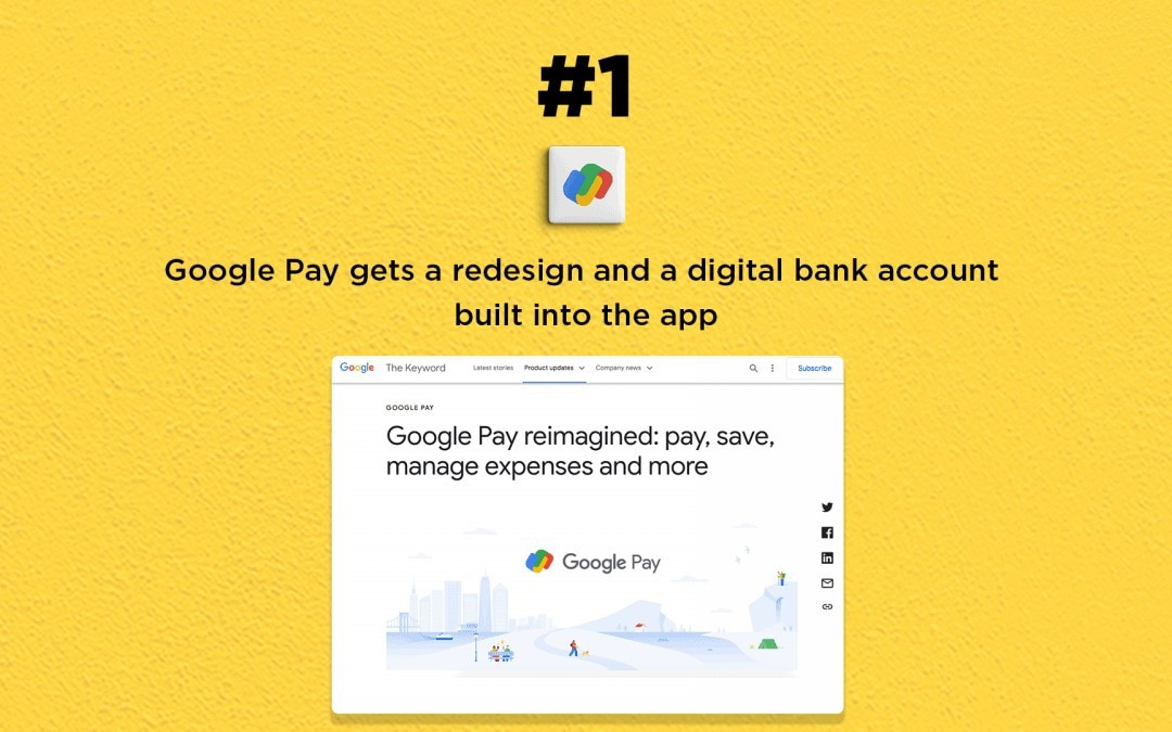 Google Pay gets a bank account built into the app: The Connected Church News