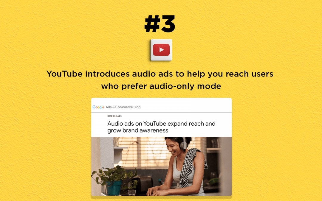 YouTube introduces audio ads: The Connected Church News