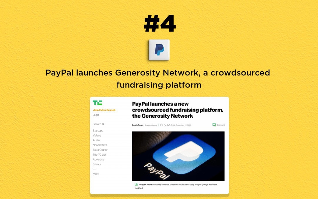PayPal launches a new fundraising platform: The Connected Church News