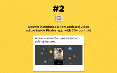 Google Photos gets a new video editor: The Connected Church News