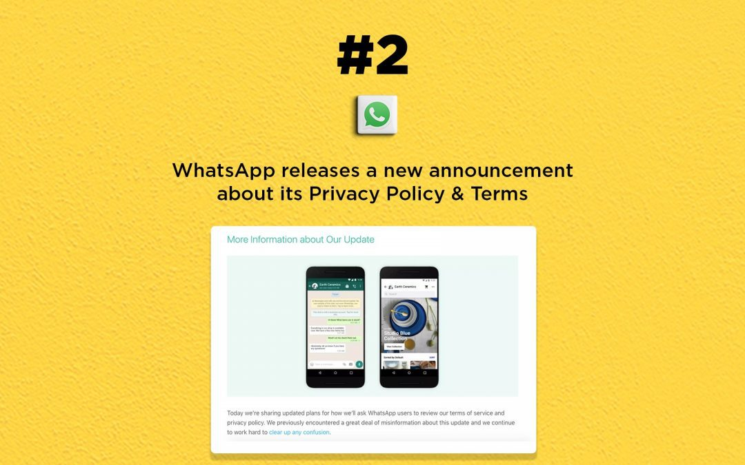 WhatsApp makes new announcement on terms update: The Connected Church News
