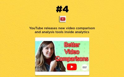 YouTube releases new video comparison and analysis features: The Connected Church News