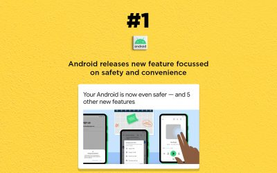 Android releases new safety features: The Connected Church News