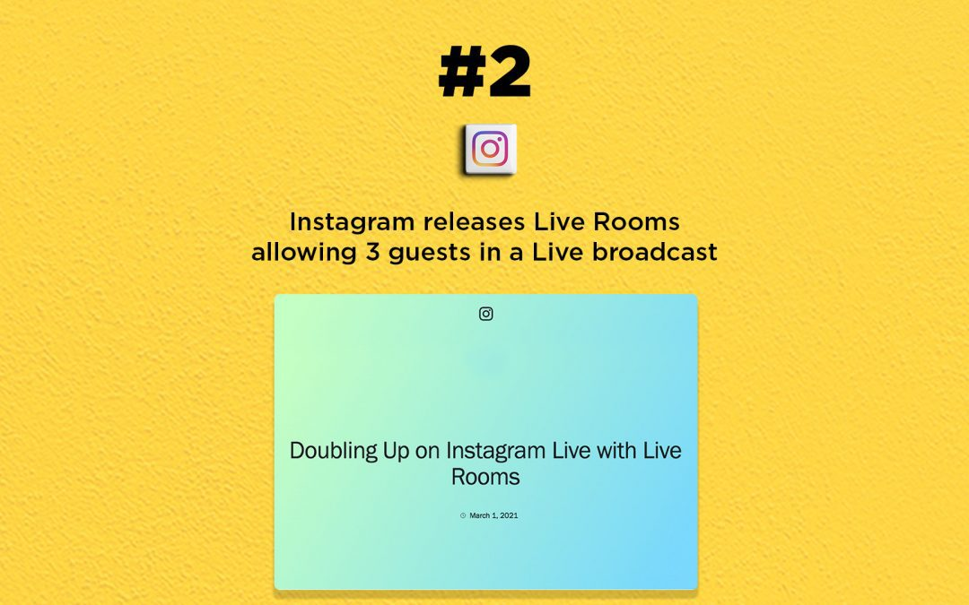 Instagram now allows 3 guests on Live broadcasts: The Connected Church News