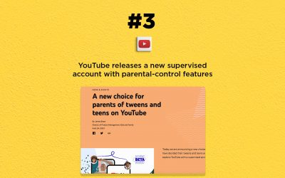 YouTube has a new supervised account to help parents: The Connected Church News