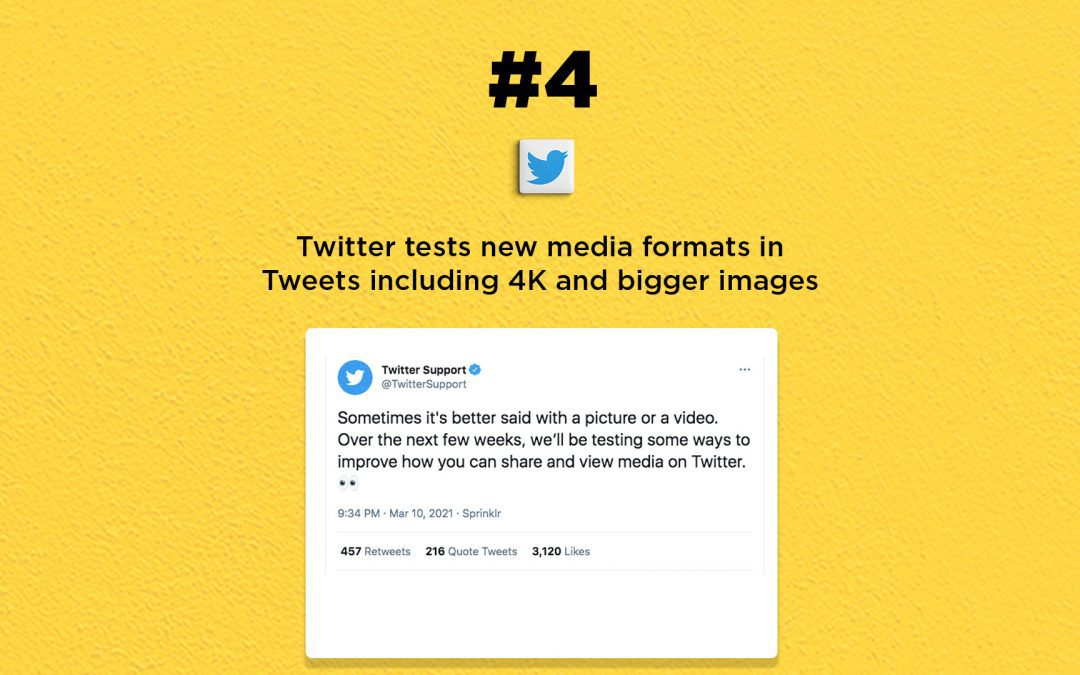Twitter tests new media formats in Tweets: The Connected Church News
