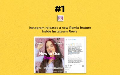 Instagram releases Remix for Reels: The Connected Church News