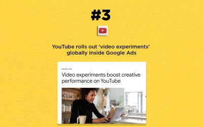 YouTube rolls out 'video experiments' in Google Ads: The Connected Church News