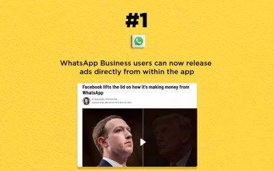 WhatsApp Business app gets ads management feature: The Connected Church News