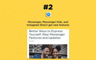 Messenger & Instagram get new messaging features: The Connected Church News