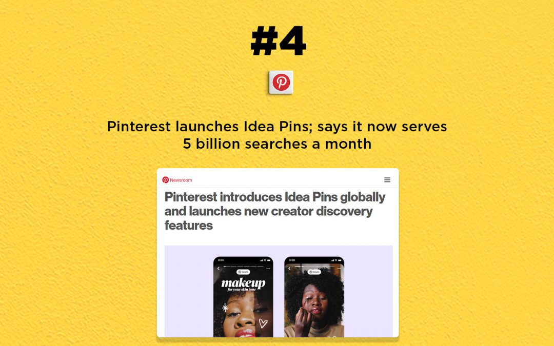 Pinterest launches Idea Pins: The Connected Church News