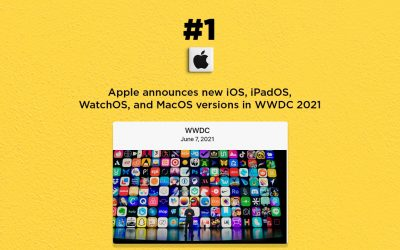 Apple announces new OS features in WWDC '21: The Connected Church News
