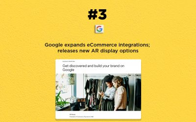 Google expands its eCommerce integrations: The Connected Church News