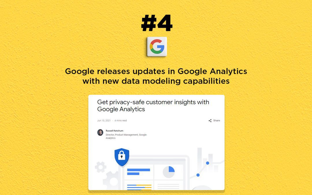 Google Analytics gets new data modeling capabilities: The Connected Church News